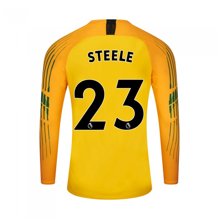 18/20 YELLOW GK SHIRT L/S